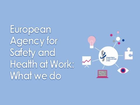 EN - European Agency for Safety and Health at Work: What we do