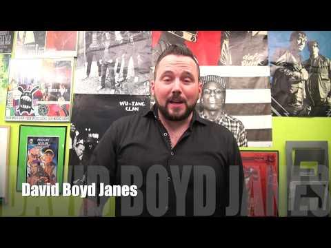 Mississauga Music Radio w/ David Boyd Janes - EPISODE 63