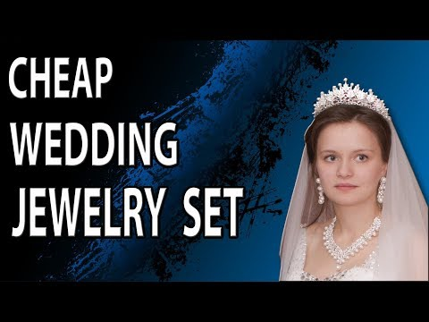 2018 New Design Pearl Bride jewelry sets #AliExpress #AliAddict