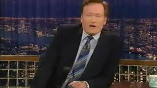 "Martin Lawrence on ""Late Night with Conan O'Brien"" - 1/14/03"