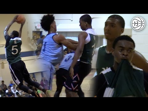 Damon Harge, Antwann Jones, Emmitt Williams FIRST GAME Gets HEATED!! Oak Ridge Vs Osceola