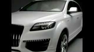 Raise the bar Audi Q7