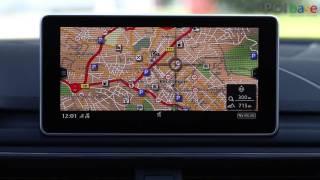 Blitzer und Sonderziele im Audi MMI Touch installieren (Audi A4 B9 MMI Navigation plus MMI touch)