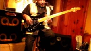 "Detroit Bass Player ""Lamont Johnson"" dropping knowledge"
