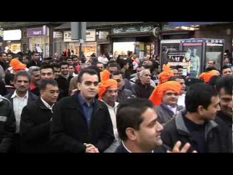 SKS Swaminarayan Temple London - Harrow 10th Patotsav highlights