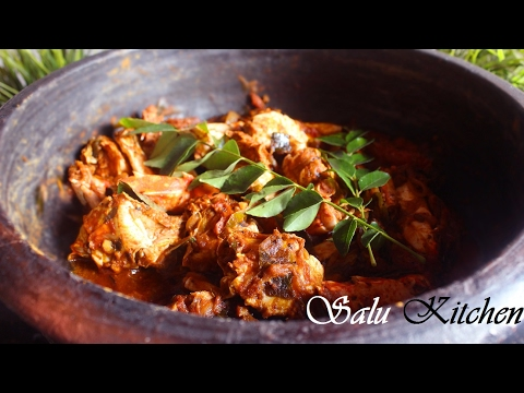 How To Clean Crab & Make Easy Nadan Crab Roast