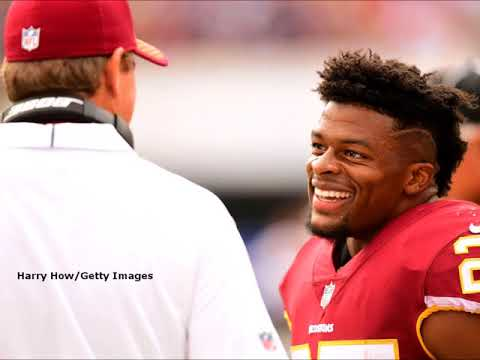 """Chris Thompson """"Eagles fans not be as bad as people have said"""""""