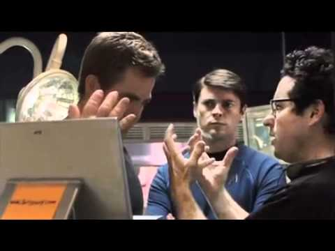 Star Trek:Karl Urban Extras - YouTube