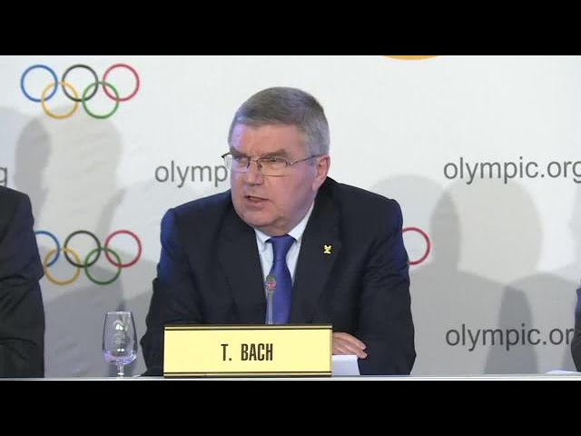 Russia banned from 2018 Winter Olympics, athletes can compete under Olympic flag - IOC