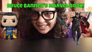 Bruce Banner's  Marvel Book! (2019)