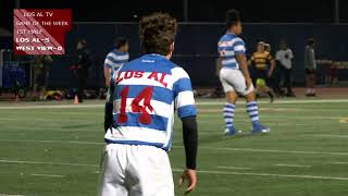 Rugby Los Alamitos Griffins vs. West View Wolverines - Feb. 9, 2018