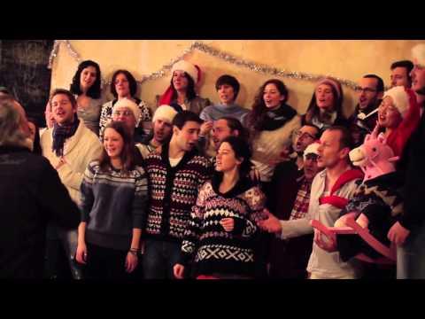 Ronny Riff & Friends   'Chreschtdag ass do' KARAOKE Versioun