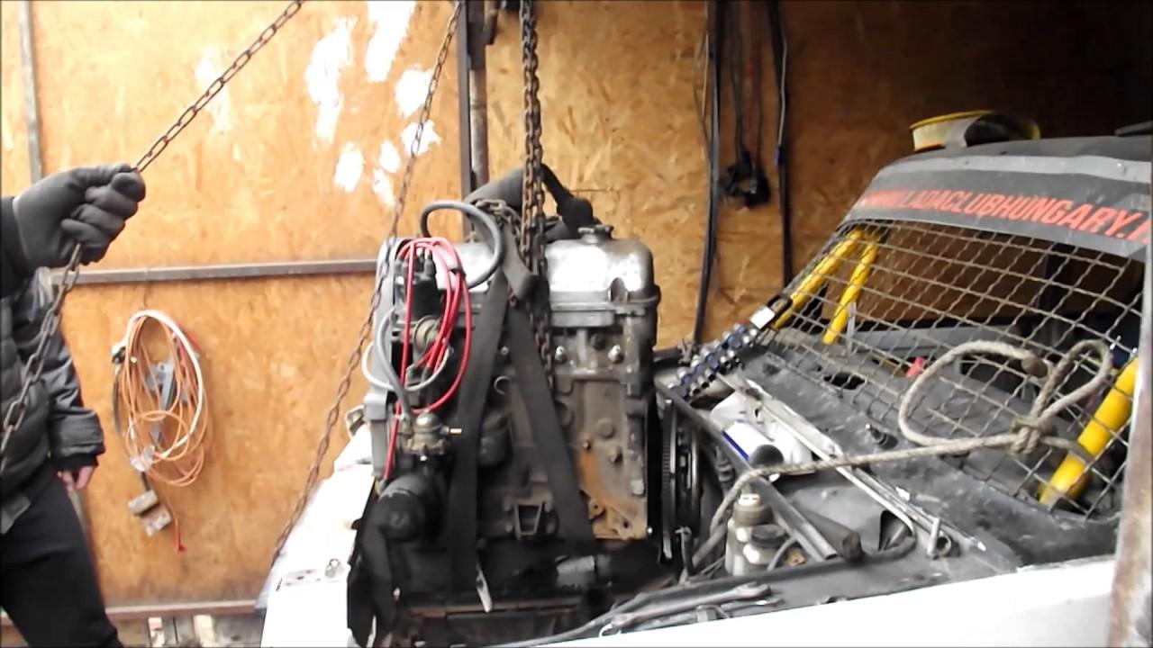 Lada 2105 motor