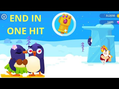 END IN ONE HIT || Bouncemasters || (Android,ios) Gameplay - Walkthrough