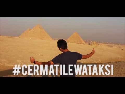 Cultural Centre Icon Representative Bangsa Indonesia Di Negeri Piramida #cermatilewataksi #OIS13