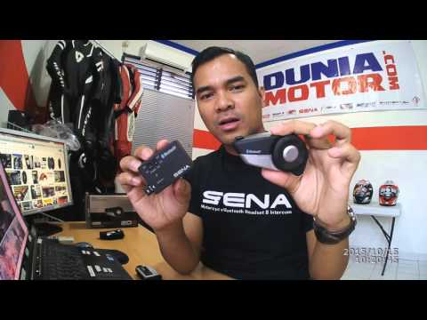 Bedanya Sena Prism & GoPro, How To Motovlog, Oct 2015