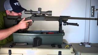 How to Install and Level a Rifle Scope.