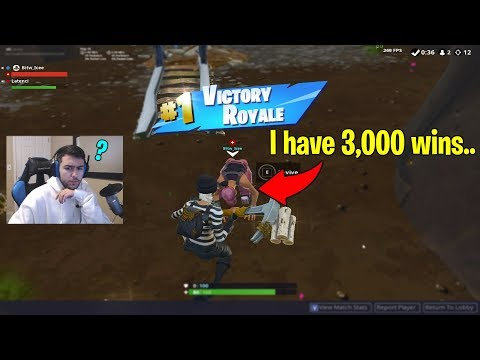 I hired a Fortnite Coach on Fiverr, then carried HIM to a win..