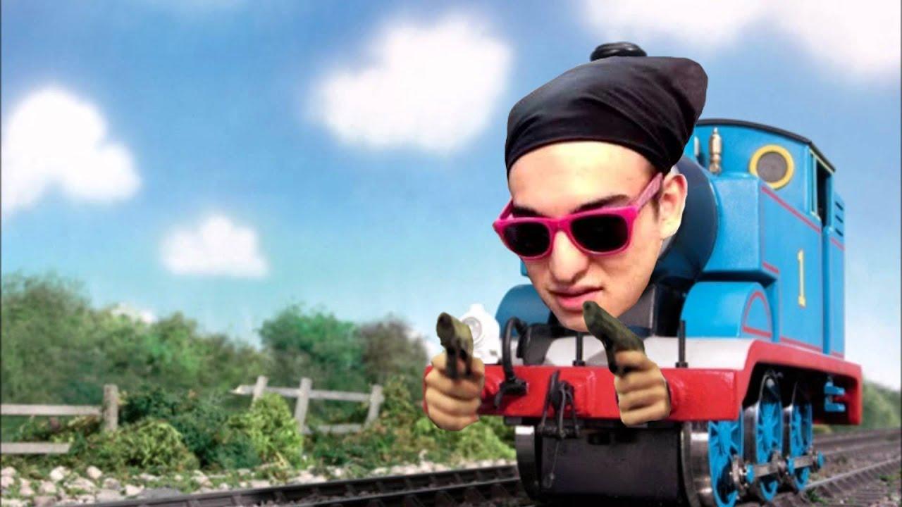 PolitikZ - Hand on my Track [Thomas the Tank Engine remix] - YouTube