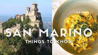 Unusual Things To Know About SAN MARINO TAGLIATELE | San Marino Travel Guide