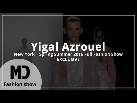 Yigal Azrouel   Spring Summer 2016 Full Fashion Show   Exclusive