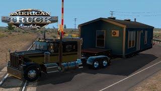 Flip N Move ATS | Special Transportation | Kenworth W900A - American Truck Simulation