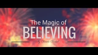 THE MAGIC OF BELIEVING BY CLAUDE BRISTOL FULL AUDIOBOOK
