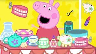 Kids Videos 🍀Peppa Pig's Lucky Dip | Peppa Pig Official | New Peppa Pig