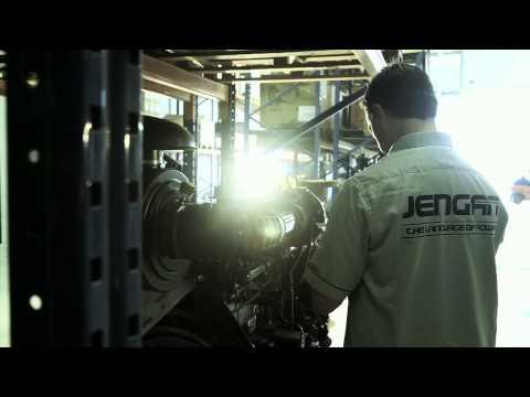 JENGAN Industrial EST. Corporate Video - English