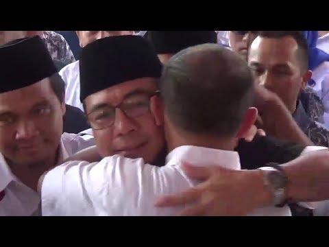Semua terharu. Teka - teki keberlanjutan Pasangan Mustafa Jajuli Terungkap !