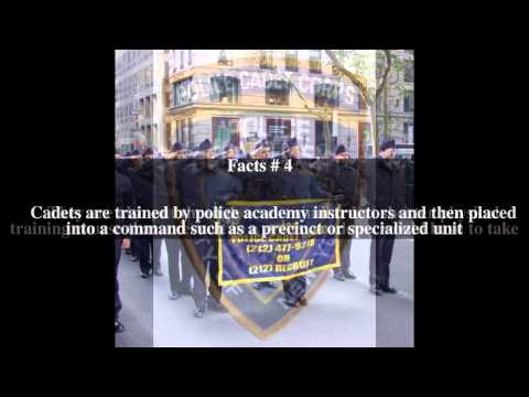 New York City Police Department Cadet Corps Top # 8 Facts
