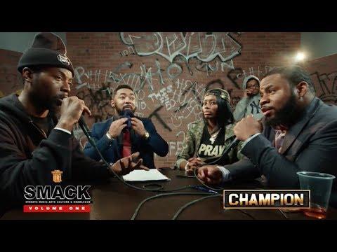 TAY ROC AT SMACK/URL VOL 1 | CHAMPION