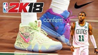 NBA 2K18 KYRIE 4 \
