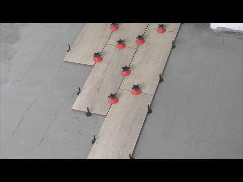 Тонкости работы с плиткой при укладке на пол. Полезные советы
