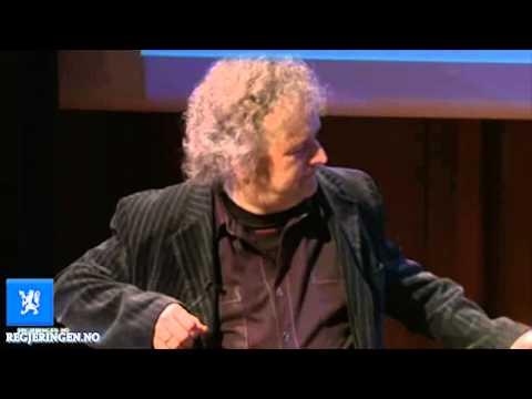 Wolfgang Plagge om musikk som språk på Språkdagen 2010