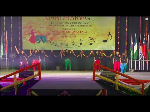 MAHARASHTRA INSTITUTE OF ENGINEERING(MIT) GATHERING GANDHARVA '2015