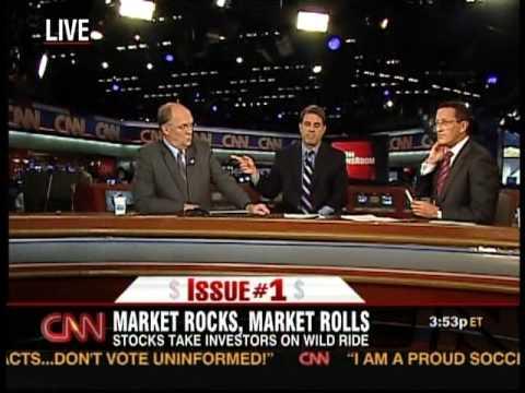 Neal Boortz vs Richard Quest on CNN/US - October 24, 2008