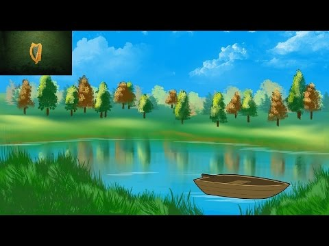 Celtic Instrumental Hymn - Just Over the River (Celtic style)