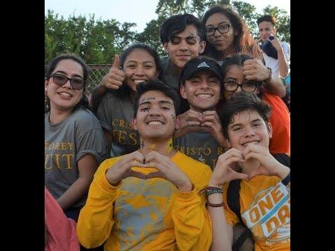 Cristo Rey Jesuit College Prep School of Houston BECOME A LION! (Admissions)