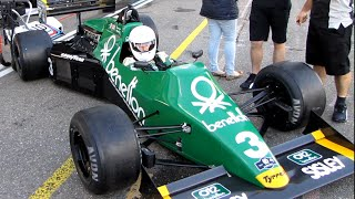 Tyrrell 012 F1 - Historic Grand Prix 2014 (Pure Sound!)
