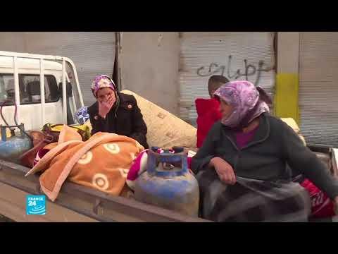 كيف يبدو الوضع في عفرين بعد دخول القوات التركية والفصائل الموالية لها؟  - نشر قبل 56 دقيقة