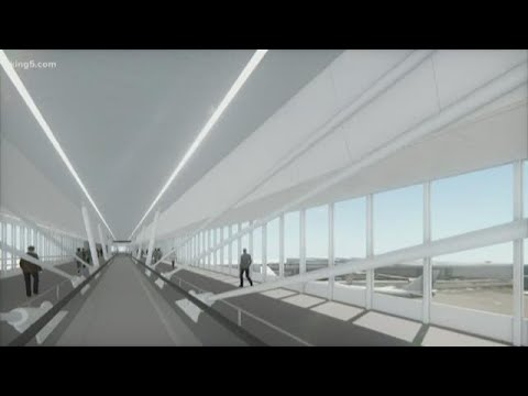 Sea-Tac Sky Walk Becoming Reality