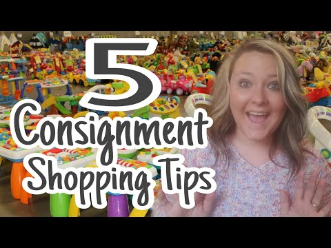 Top 5 Tips For Consignment Shopping | Just Between Friends