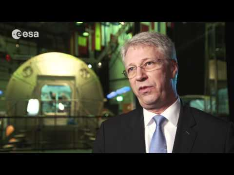 ESA Ministerial Conference: ISS participation