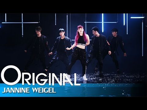 Jannine Weigel (พลอยชมพู) - Finish Line (Dance Version)