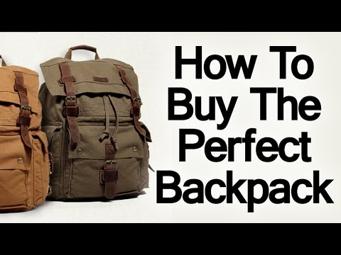 9 Tips To Buy A Quality Backpack | Rucksack Buying Guide | Select The Right  School Bag