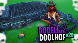 HET DODELIJKE DOOLHOF v20 - Fortnite Creative met Don, Duncan, Link, Ronald & Pascal