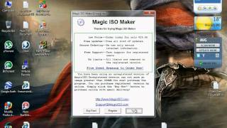 How to open DMG file in windows opreting system(priyank).avi