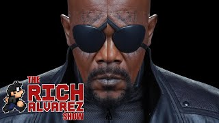 """Spider-Man: Sam Jackson Reacts To """"Far From Home"""" Marketing Mistake"""