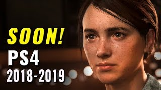 Top 25 Upcoming PS4 Games of 2018 & Beyond